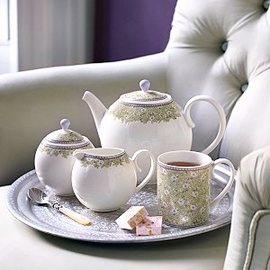 Daisy Green Dinnerware Collection & Denby Adds Daisy Green To Its Monsoon Dinnerware Collection. - UK ...