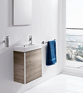 Roca s new mini cloakroom solution uk home ideasuk home ideas