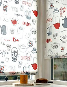 New House Textiles Launch New Kitchen Blind Designs UK Home
