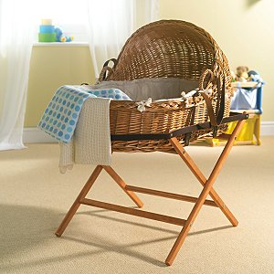 Naturalmat's Willow Crib