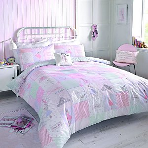 Darcey Bussell Classical Patchwork Bedding