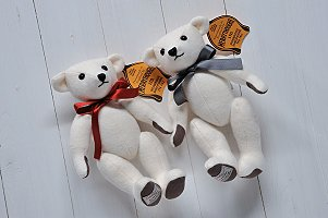 CashmereTeddy Bears