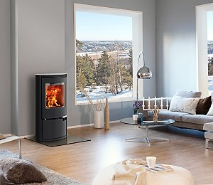 Wood Burning Stove With Cooktop | HD Wallpapers