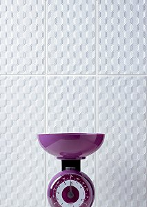 Tones Nano White Wall Tiles