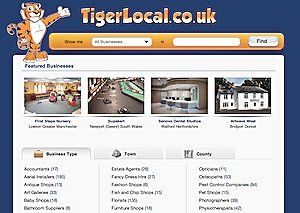tiger-local-screenshot