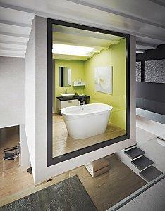 Nouveau Petite Bath