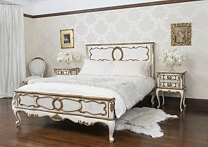 Palais French Bed