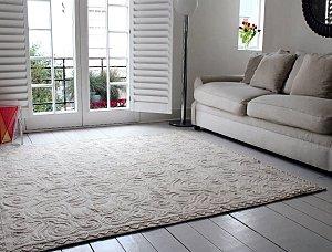 White on White rug 1