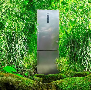 Gorenje's new NRK 6192 TX  freestanding fridge-freezer is inspired by nature.