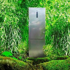 Gorenje's new NRK 6192 TX  freestanding fridge-freezer is inspired by nature.
