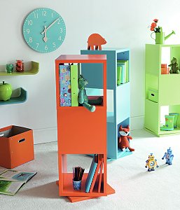 Tessera Swivel Storage Unit