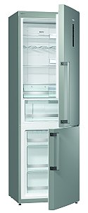 The NRK 6192 TX freestanding fridge-freezer by Gorenje