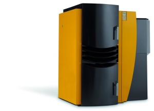 The SHT, TDA Thermodual 40 boiler from Euroheat.