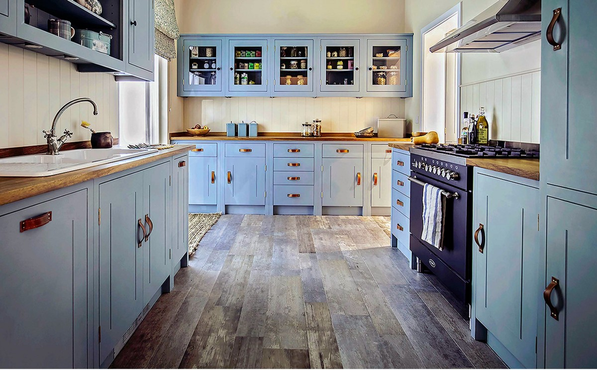 Buy Quality Wooden Kitchens Online From British Standard
