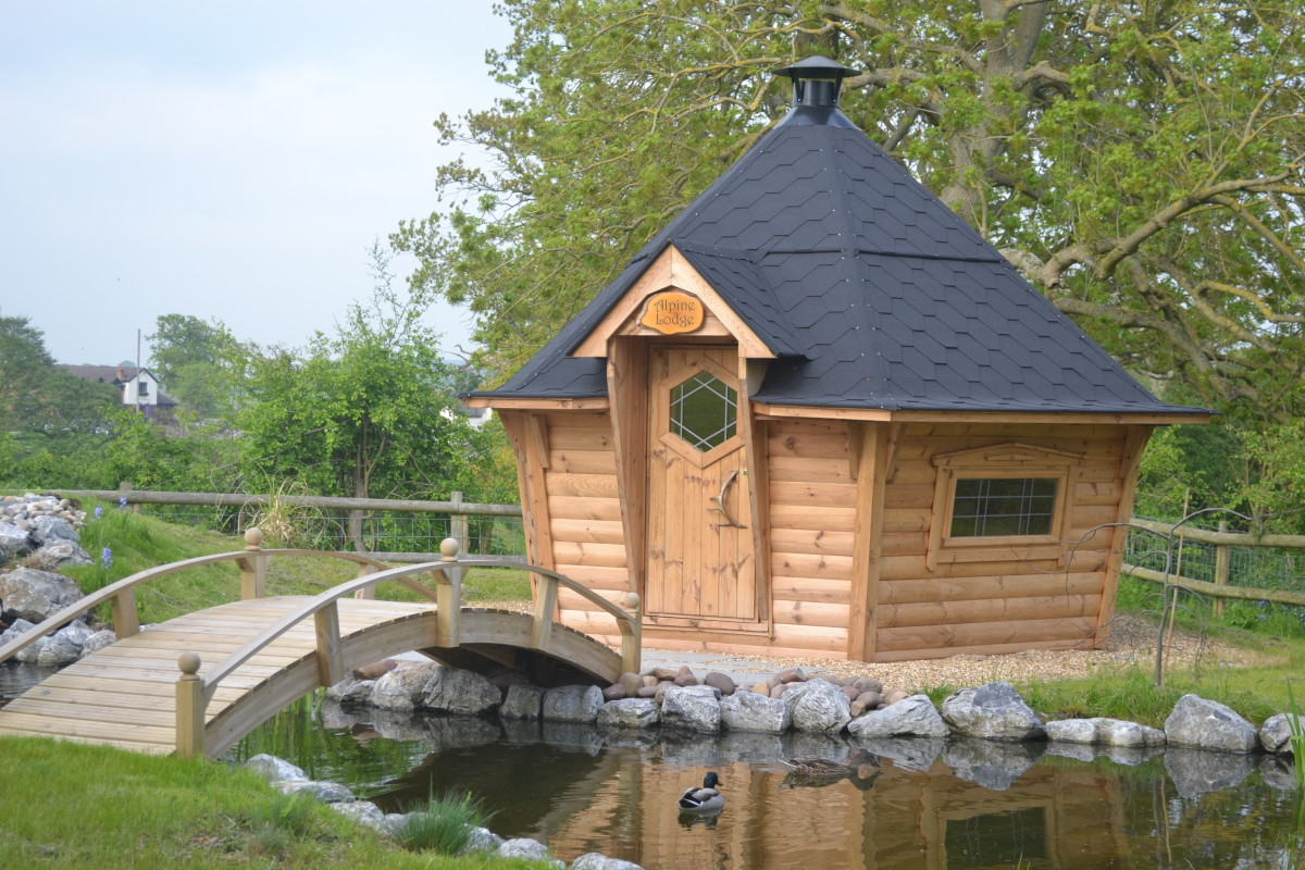Siviter Cabin Warwickshire
