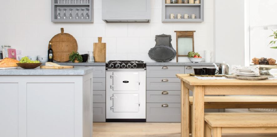 Modren aga kitchen design uk ideas and designs intended for Kitchen designs with aga cookers