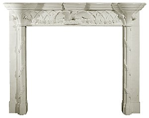 Classic Fireplaces In Stone From After The Antique