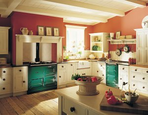 The Aga Cooker May Be The Original Recycled Product