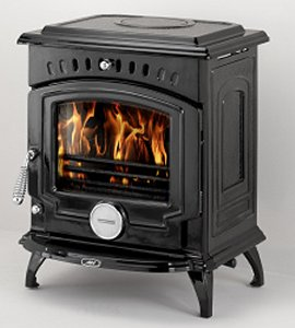 Aga's New Cast Iron Stoves Have Timeless Appeal