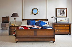 The New Palais Sleigh Bed From And So To Bed Uk Home Ideasuk