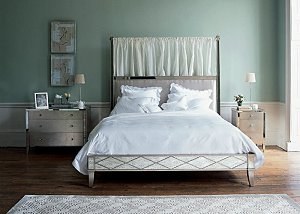Nina Campbell's Charleston Collection From And So To Bed