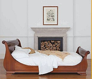 The Louis Philippe-Style Sleigh Bed In The Rubens Collection