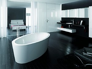 Stylish New Steel Bath From Aston Matthews