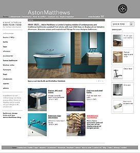 Conveniently Shop On-line With Aston Matthews