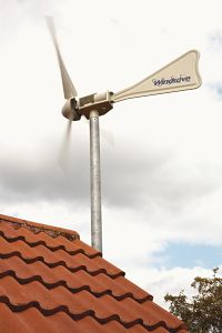 Wind Turbine from B&Q