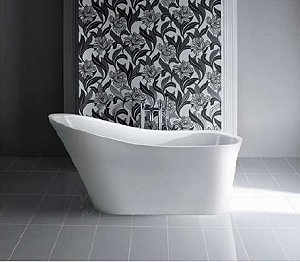 Comfort Is Key With The BC Designs' New Slimm Bathtubs