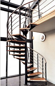 Transform Your Home With An Elegant Spiral Staircase