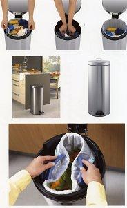 Brabantias Revolutionary New Waste Disposal Bin