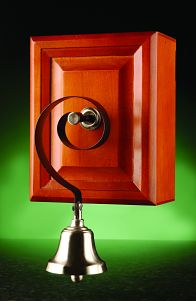 Wirefree Old Fashioned Door Bell From Byron