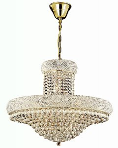 Evoke the Glamour of Yester-Year with a Decadent Chandelier