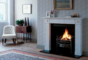 The Ebury Fireplace by Jane Churchill for Chesneys