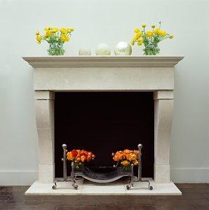 Chesneys Joyful Summertime Fireplace