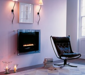 The Vertigo Flueless Gas Fire from Chesneys