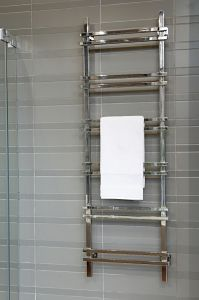 The Urban Steel Ladder Bathroom Radiator