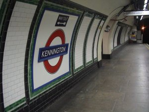 Authentic Ceramic Wall Tiles for London Underground - UK Home ...
