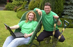 Gardening advice from alan titchmarsh uk home ideasuk for Ground force garden designs