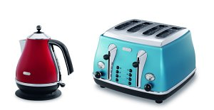 De' Longhi Launches The Chic Icona Range