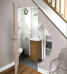 Lose The Cloakroom Clutter With Dolphin Bathrooms on UK Home Ideas