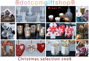 A Merry Christmas Selection From The Dotcomgiftshop