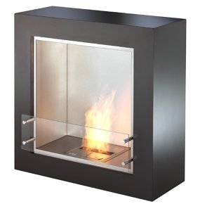 Contemporary flames from ecosmart fire uk home ideasuk for Denatured ethanol fireplace