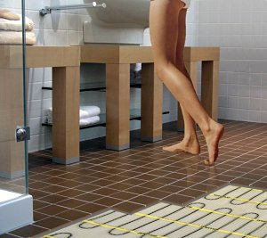Electric Underfloor Heating From FloorHeatingDirect