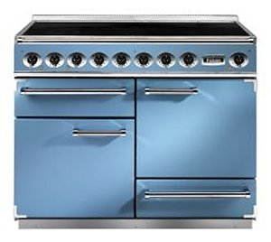 Falcon's New Deluxe Range Cooker With Induction Hob