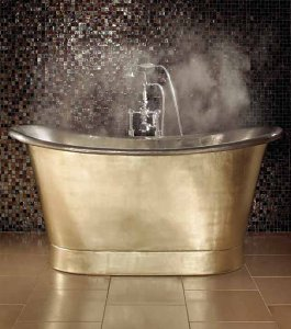 The Glorious Midas Bath From Fired Earth