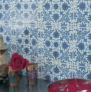 Exquisite New Ceramic Wall Tiles From Fired Earth