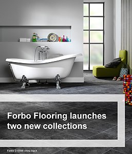 Forbo Flooring Launches Two New Collections