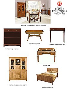 Return of the classic furniture collections uk home for G plan bedroom furniture for sale